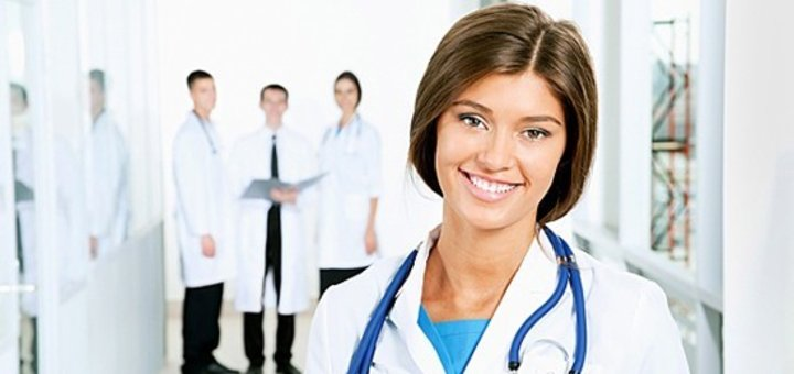 Комплексное обследование у гинеколога в медицинском центре «Твій Лікар»