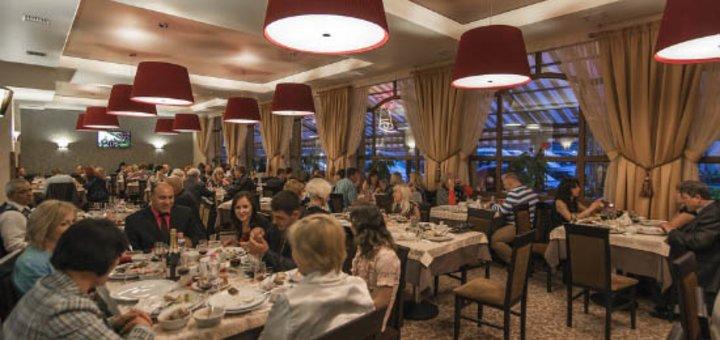 От 3 дней VIP-отдыха для двоих с питанием и тренажерным залом в «Романтик спа-отель» в Яремче