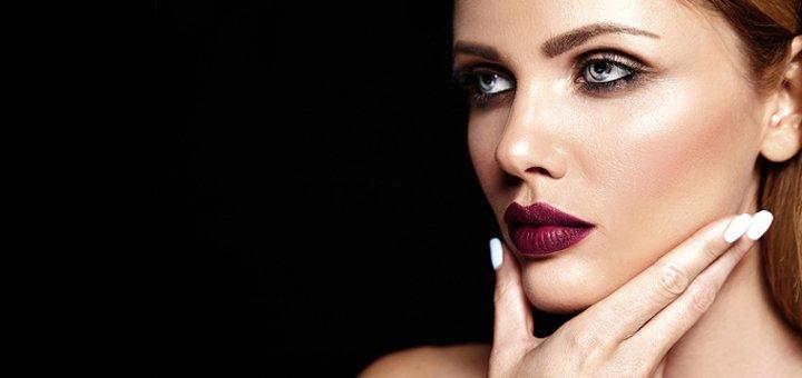 Перманентный макияж бровей, век или губ от Студии перманентного макияжа