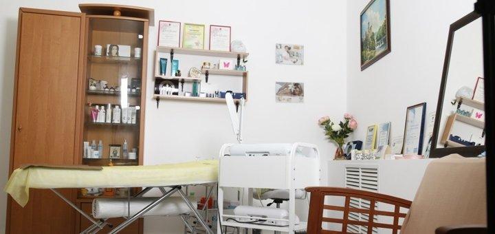 Криотерапия для лица или кожи головы на выбор в студии красоты и здоровья «Liebchen»