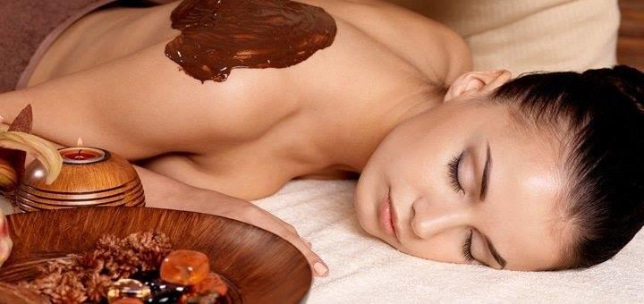 До 3 сеансів Relax SPA-програми Шоколадна насолода від «Салону масажів Стародавнього Сходу»