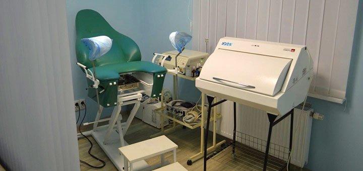 настоящее фото осмотра у гинеколога в кресле на щербинки