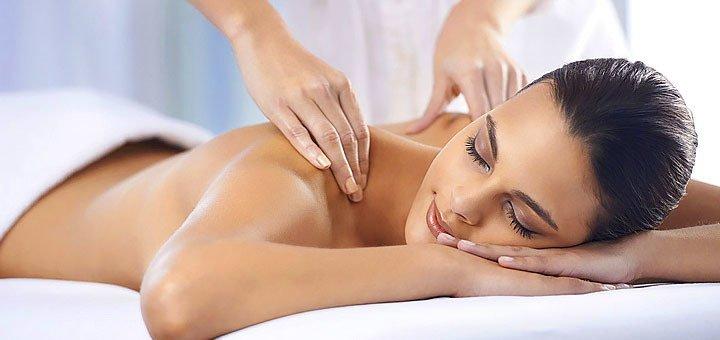 До 5 сеансов любого массажа на выбор в массажном кабинете «Твое здоровье»