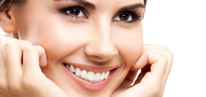 Скидка до 55% на наращивание прямых виниров в стоматологии «Implant start»