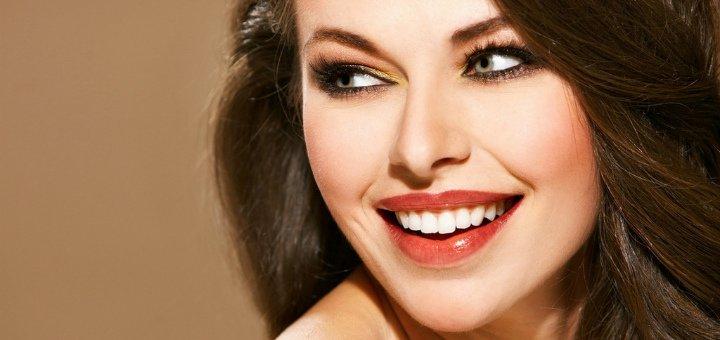 Ультразвуковая чистка, полировка зубов пастами в стоматологии «StasyukClinic»