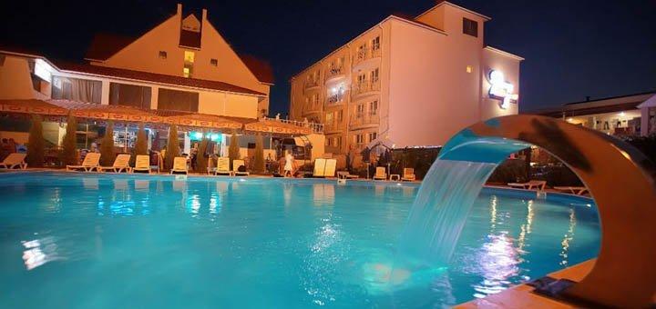 От 3 дней отдыха с бассейном под открытым небом в комплексе «27 Жемчужин» в Железном Порту