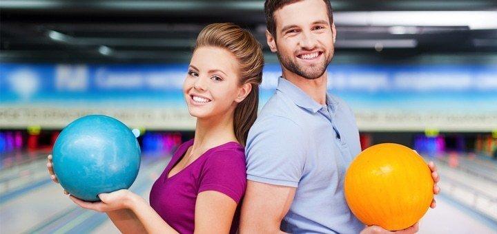 Скидка 30% на игру в боулинг для компании в любой день недели на одной дорожке в «Flash bowl»