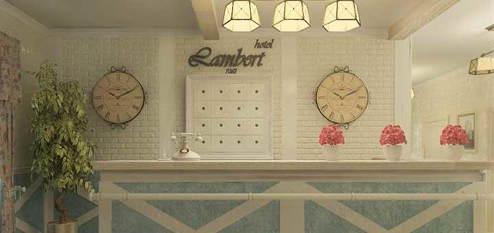 От 3 дней отдыха возле термальных источников с питанием в отеле «Ламберт» в Берегово