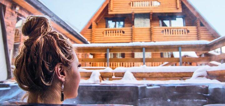 От 3 дней зимнего отдыха со SPA в отеле «Карпаты» в Мигово в 300 метрах от подъемника